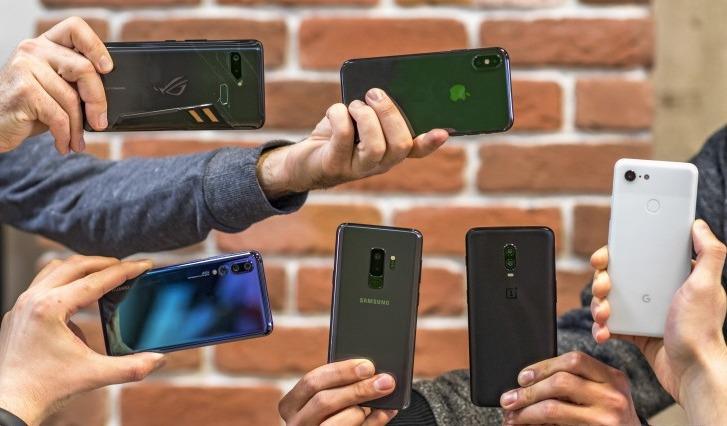mercato smartphone nel 2020