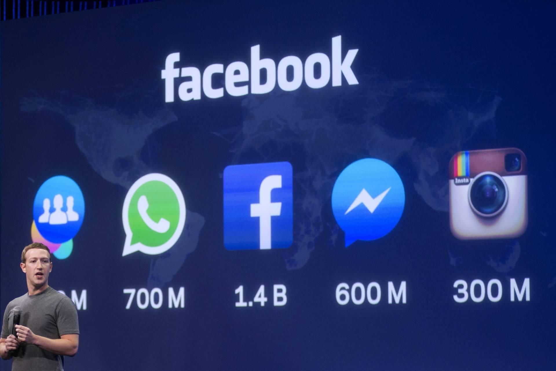Nuova grafica di Facebook: la versione desktop aggiorna il look