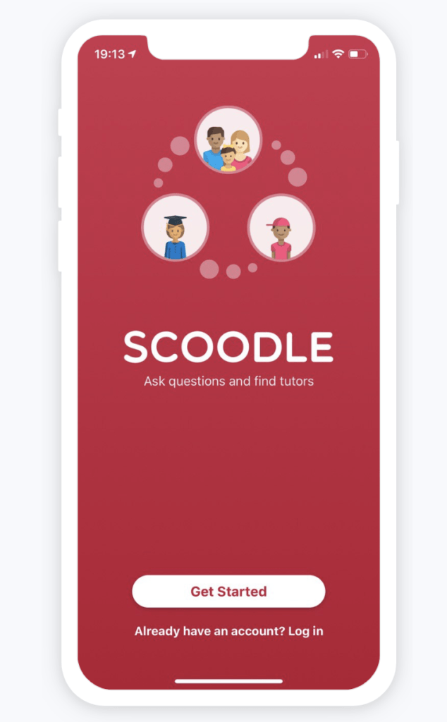 Scoodle app insegnanti