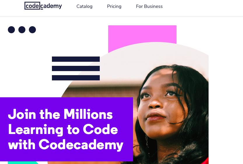 Codeacademy imparare a programmare