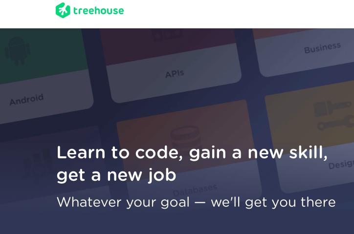 Treehouse Imparare a programmare: