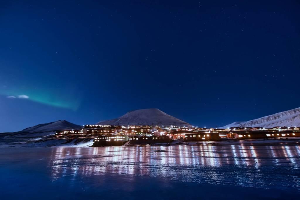Web Seeds l'evento digitale più estremo al mondo si volge alle isole Svalbard, in particolare a