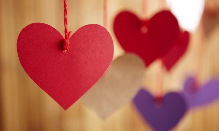 cuore auguri san valentino