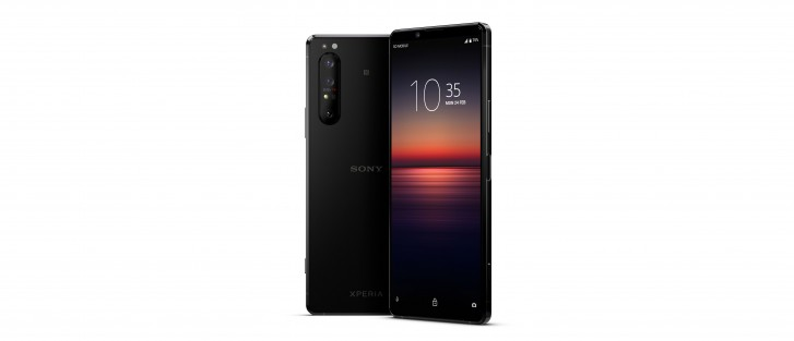 fotocamera e display Sony Xperia 1 II