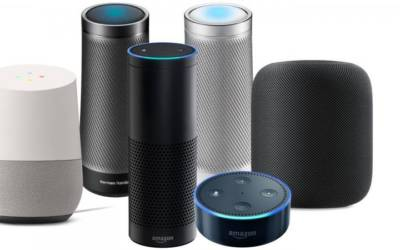 Un momento d'oro per il mercato degli smart speaker