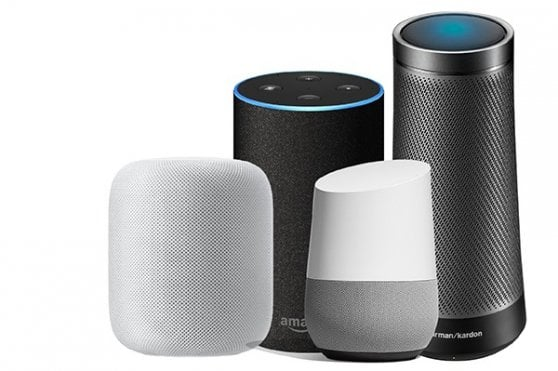 smart speaker mercato in crescita