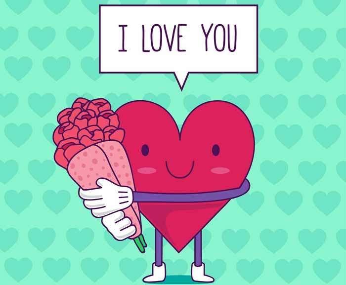 ti amo per san valentino 2020