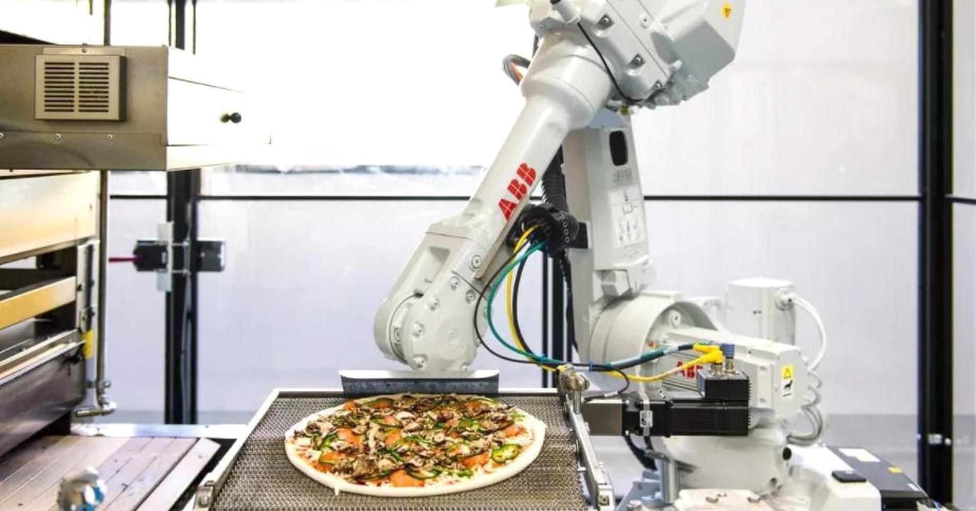 Anche i robot falliscono: Zume il robot che non riusciva a fare la pizza