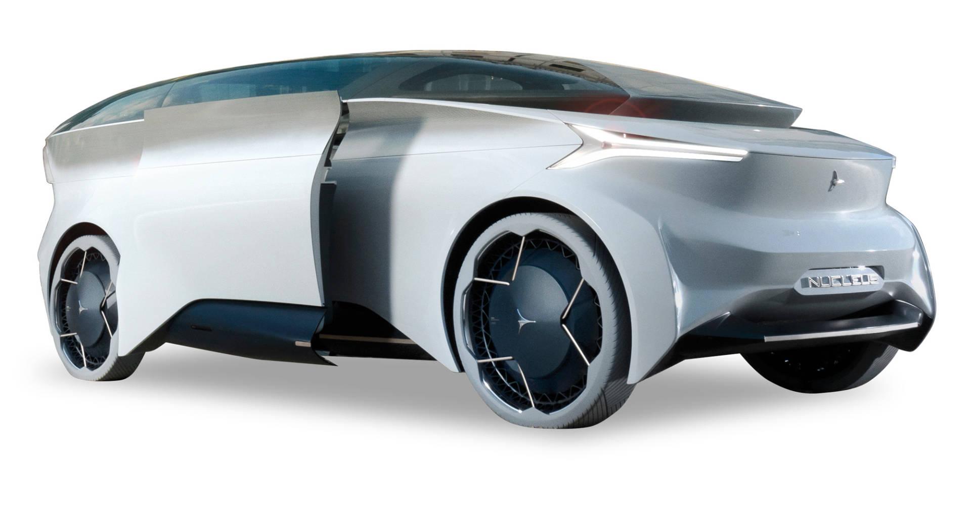 L'automobile del futuro: il progetto italiano Nucleus