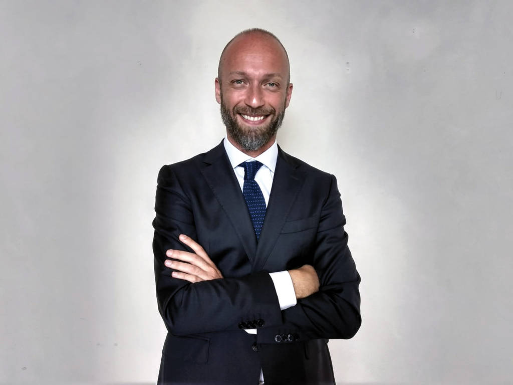 Fabio Tognon Country Manager Aruba Hewlett Packard Enterprise Italy