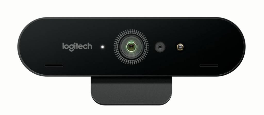 Logitech BRIO UHD webcam