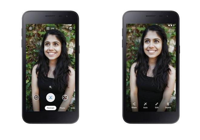 Camera Go: Google annuncia l'app Fotocamera per gli Android