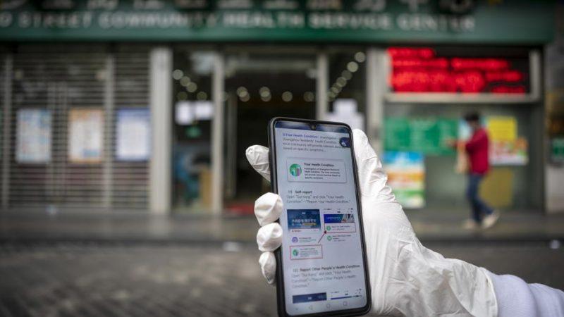 crollo delle vendite di smartphone