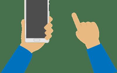 smartphone controllati con il coronavirus