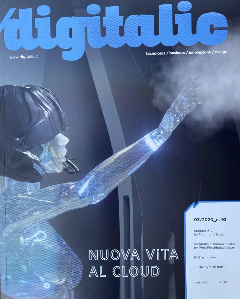 Digitalic n 93 Cloud