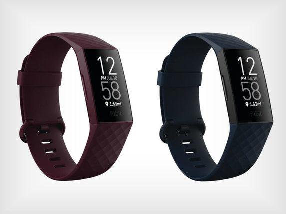 Fitbit Charge 4 dettaglio