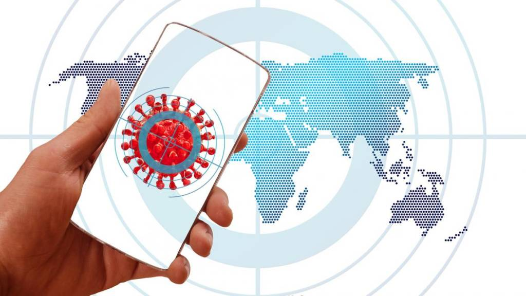 app per il coronavirus