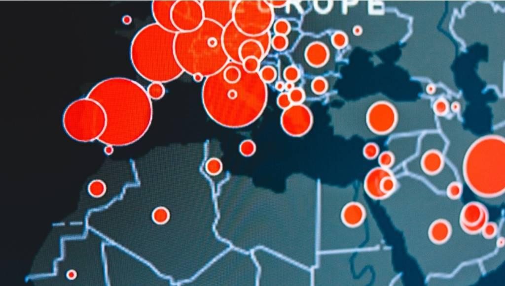 contagi da coronavirus, il data tracing