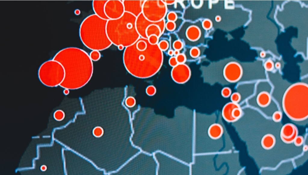 Contagi da coronavirus: un'app europea per il monitoraggio, il data tracing