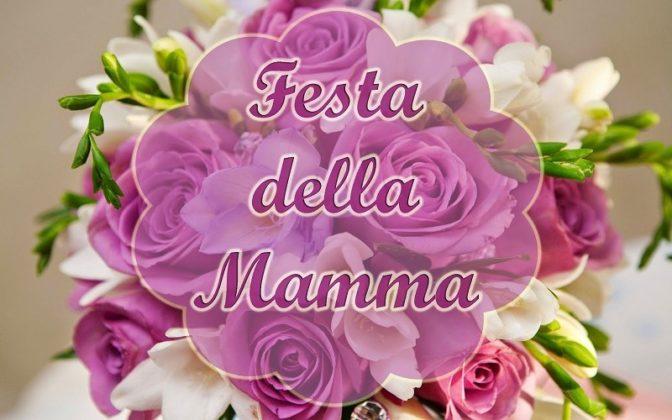fiore grande festa della mamma