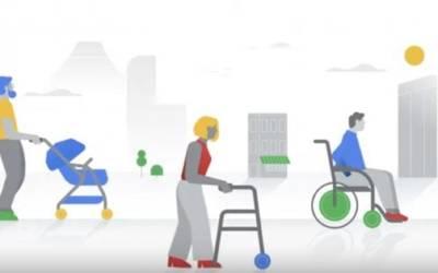Google Maps attiva la funzione 'Luoghi accessibili' per favorire i disabili