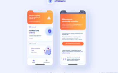L'app Immuni si può scaricare