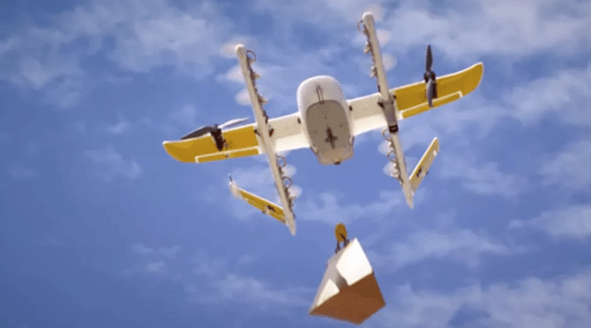 mercato droni