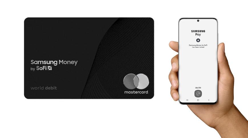 Pagamenti da smartphone: Samsung lancia 'Samsung Money by SoFi'