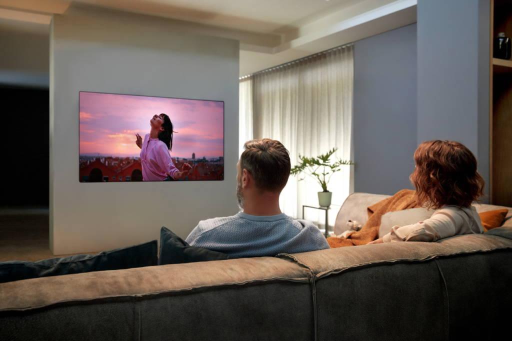 passione per il televisore_indagine LG electronics
