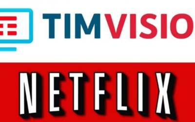 Su TimvisionPlusarrivaMondo Netflix grazie all'alleanza Tim e Netflix
