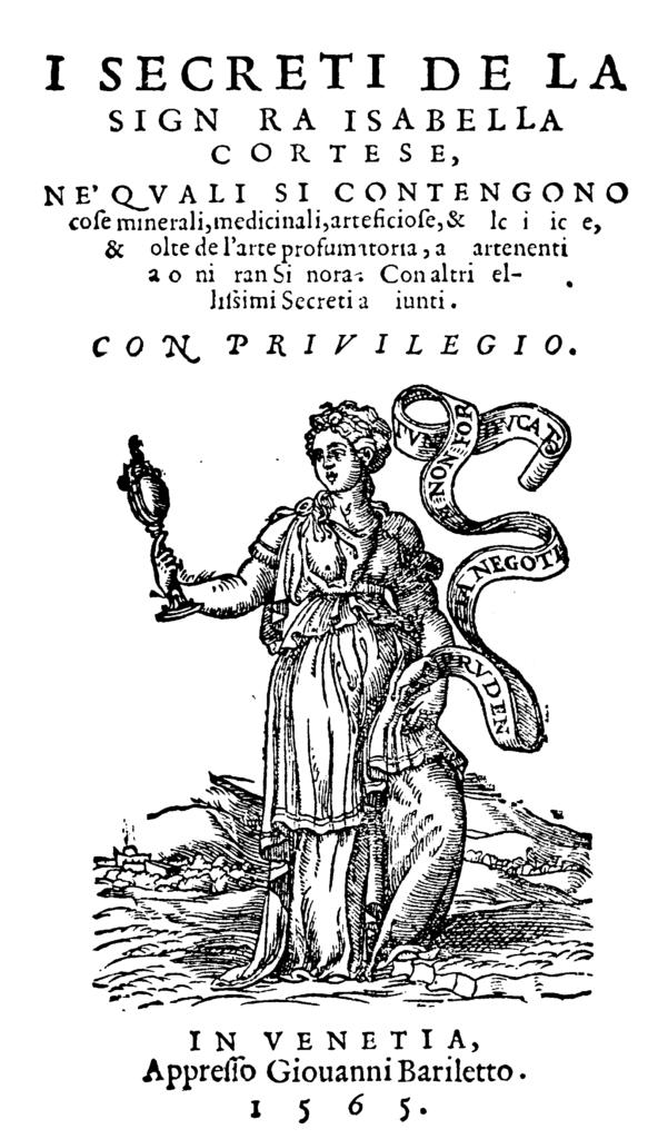 I segreti della signora Isabella Cortese