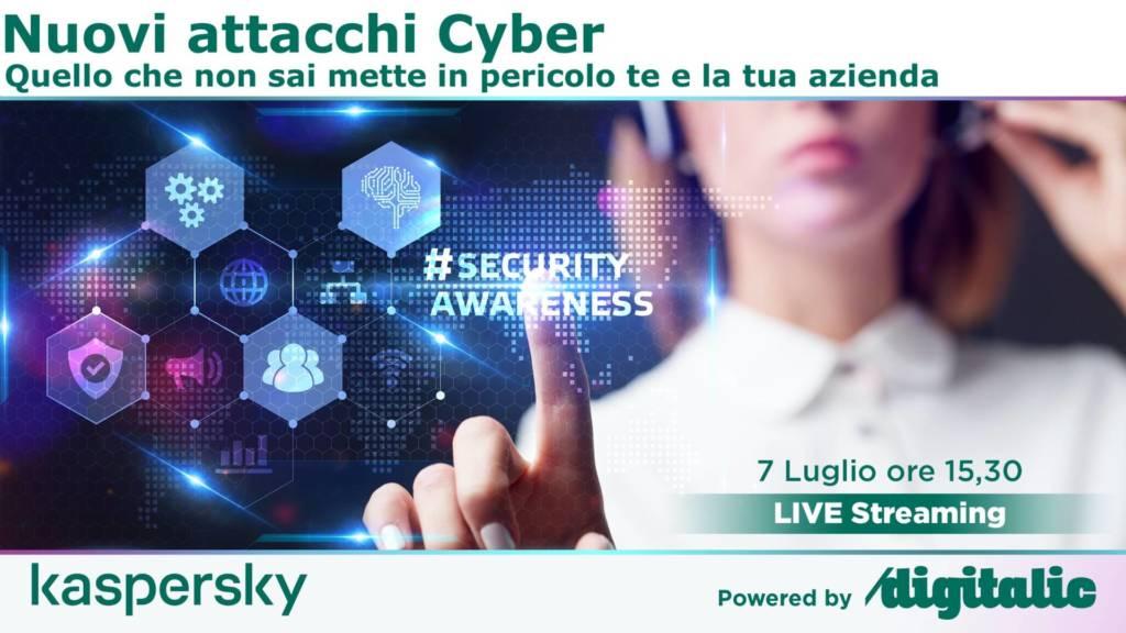 Nuovi Attacchi Cyber