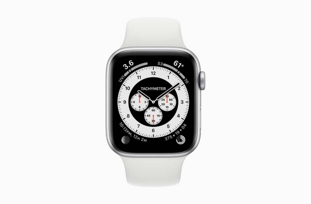 Watch Faces watchOS 7 personalizzabili