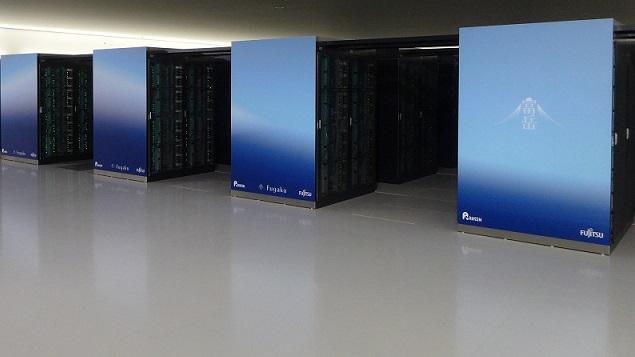 computer più potente al mondo Fugaku