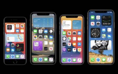 iOS 14 sistema operativo iPhone