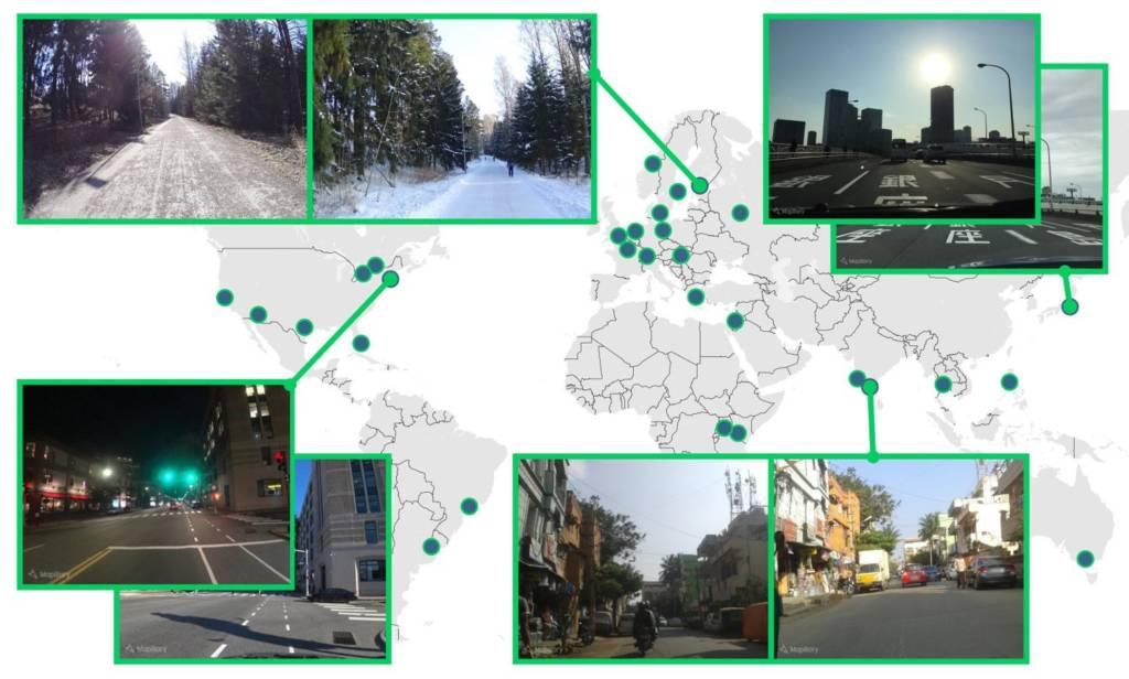 mappe su Facebook con Mapillary