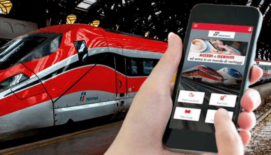 nuova app Trenitalia funzioni