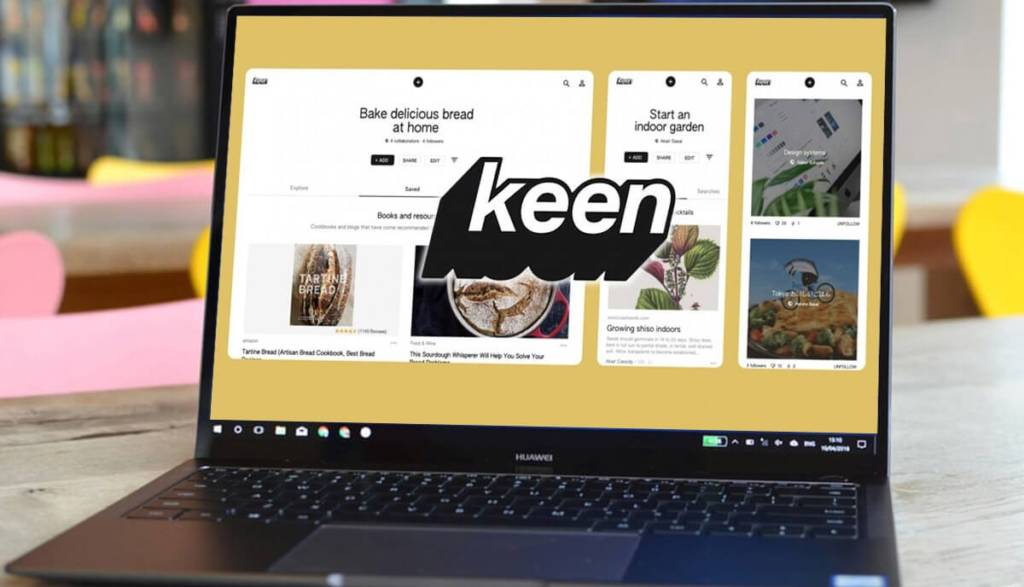 nuovo social network di Google_Keen