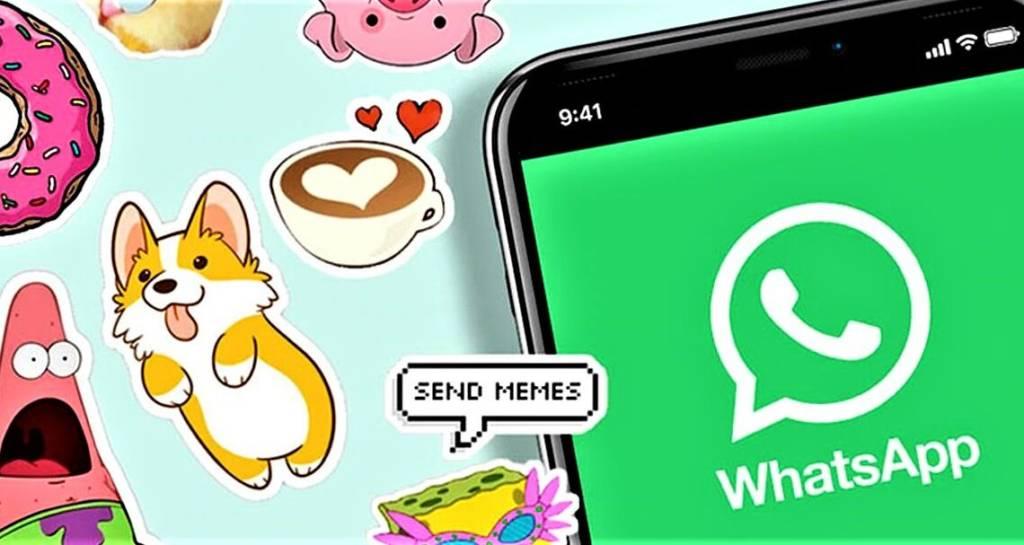 sticker animati su whatsapp