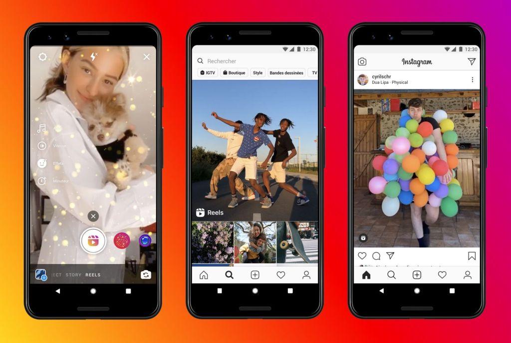 Instagram Reels: cos'è, come funziona, come fare un reel e dove guardarli