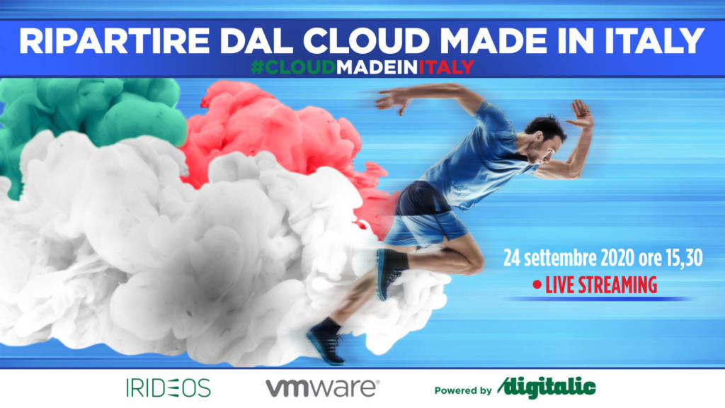 Cloud Made In Italy Sport Positive