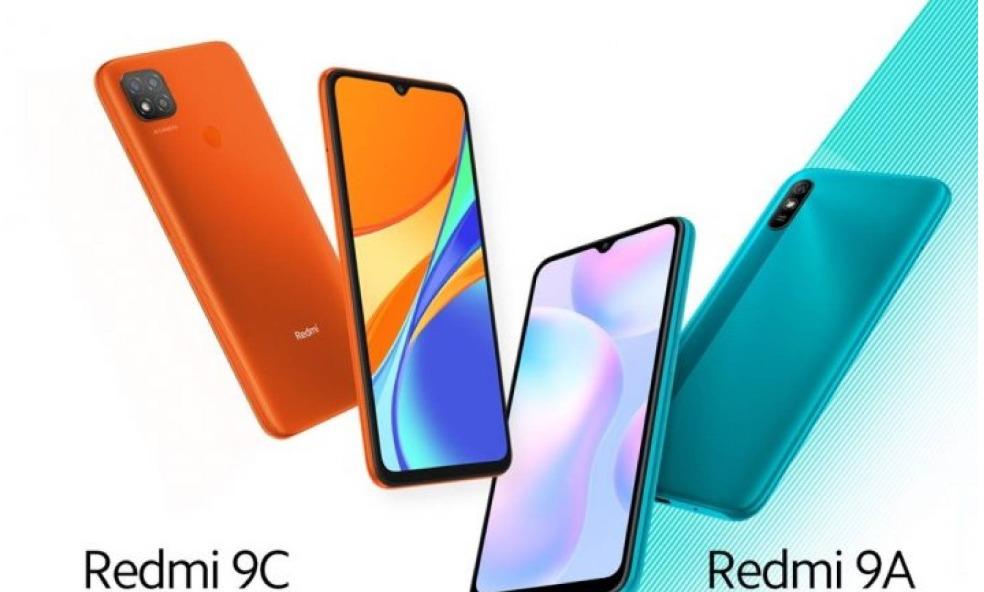 caratteristiche Redmi 9A e 9C