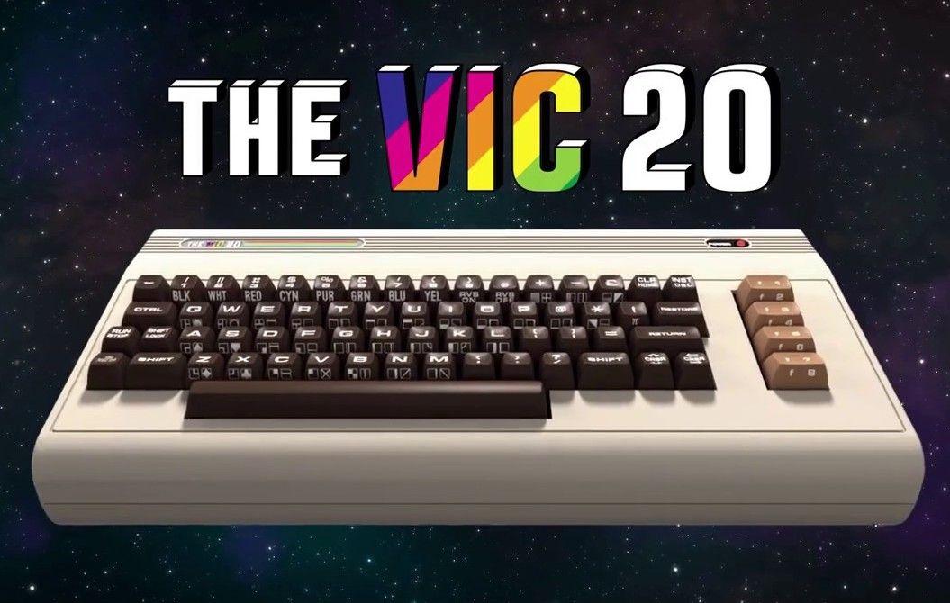 Commodore VIC 20: l'home computer anni '80 torna in veste moderna