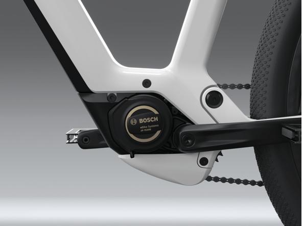 motore integrato e-bike design vision