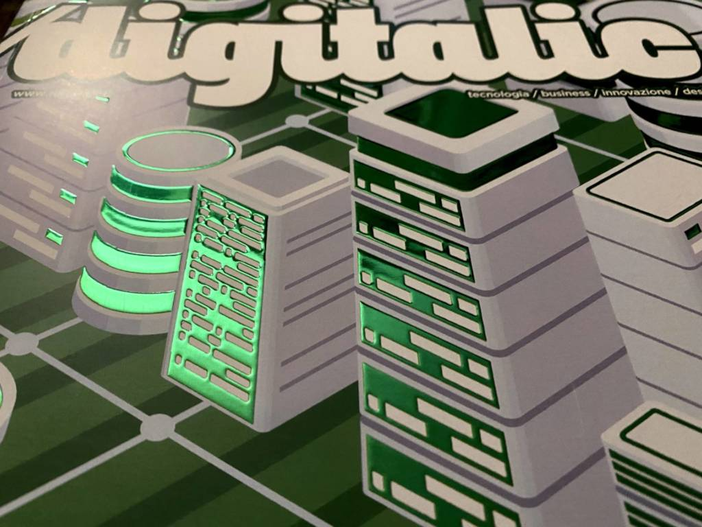 Digitalic 97 Futuro Verde