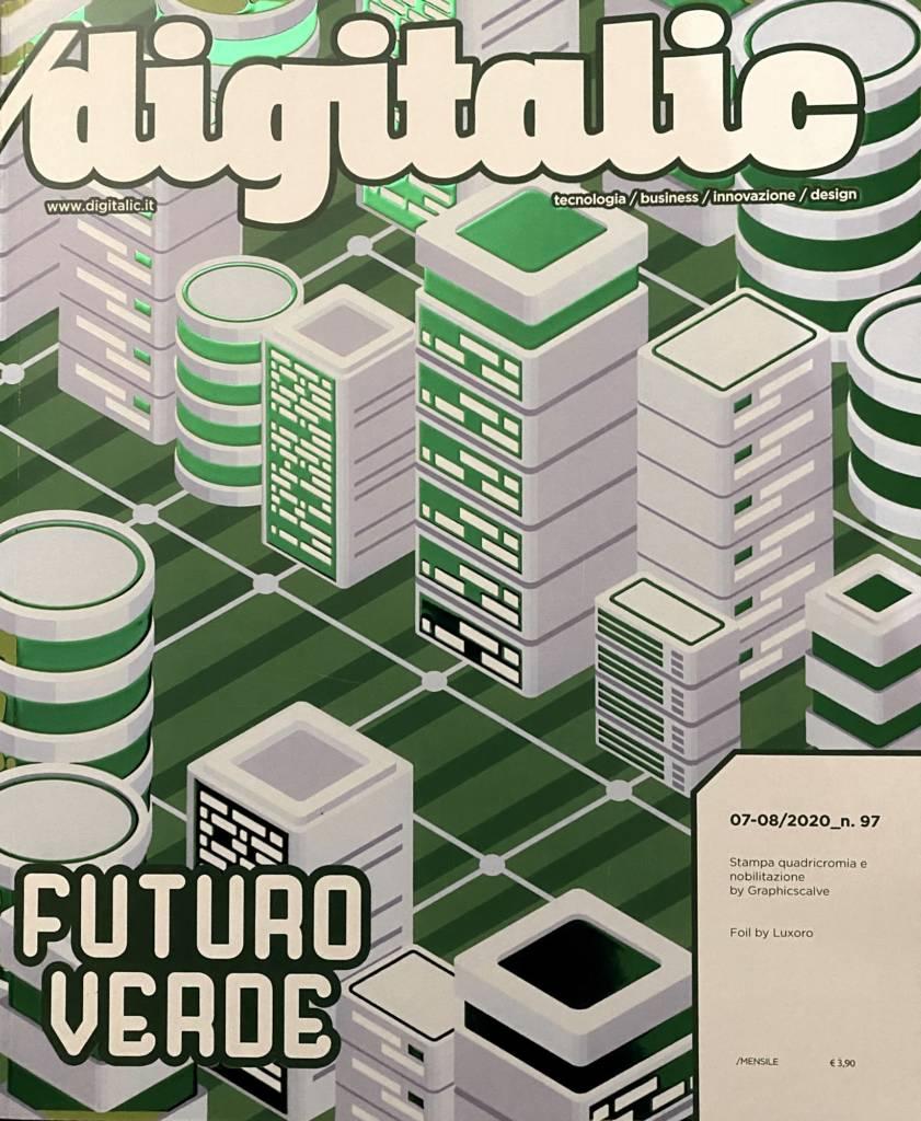Digitalic 97 Futuro Verde