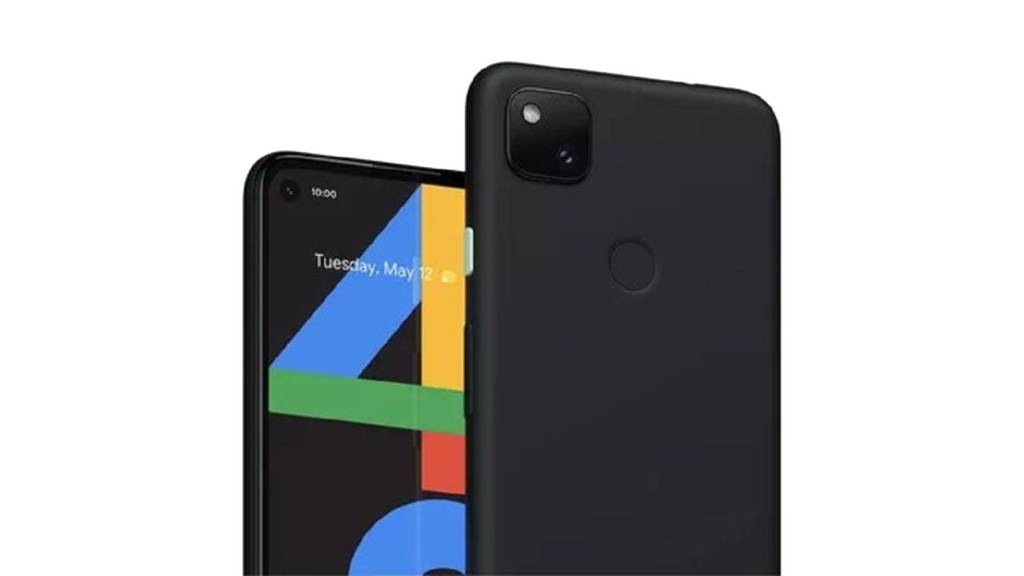 fotocamera google pixel 4a