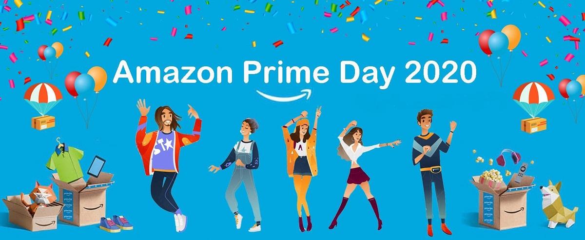 Amazon Prime Day 2020: le date ufficiali e le speciali offerte
