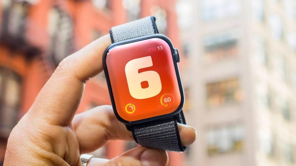 Apple Watch app salute a Singapore