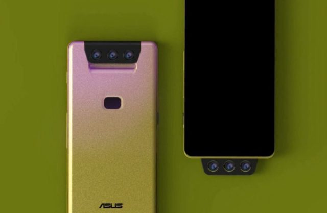 Asus ZenFone 7 fotocamera
